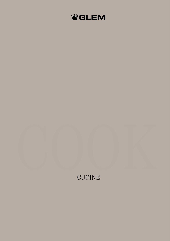 Catologo Cucine - GLEM gas S.p.A. - Catalogo PDF | Documentazione ...