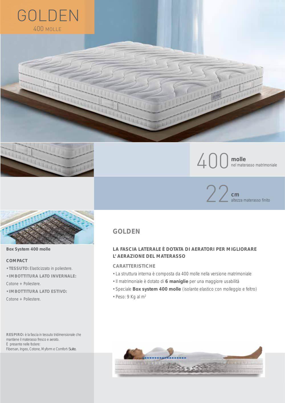 GOLDEN - DORELAN - Catalogo PDF | Documentazione | Brochure