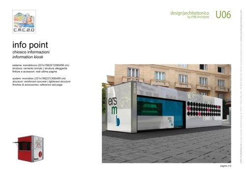 urban info point
