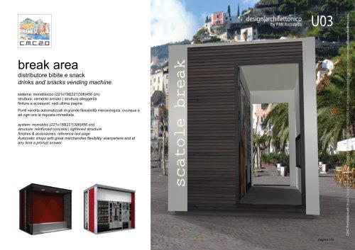 urban snack&food dispensers