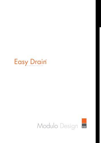 Easy Drain Modulo Design