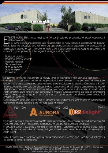 Company profile Ermete Giudici