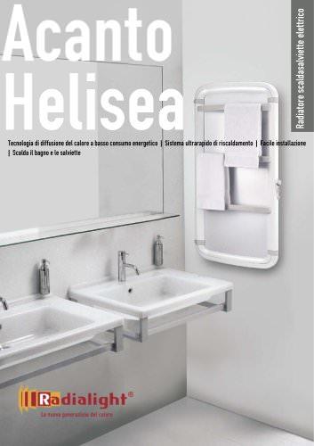 Helisea & Acanto scaldasalviette radianti