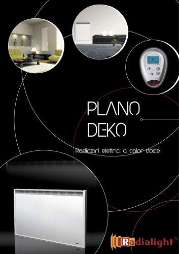 PLANO e DEKO: radiatori di DESIGN. Consigli per un massimo comfort al minimo dei consumi energetici