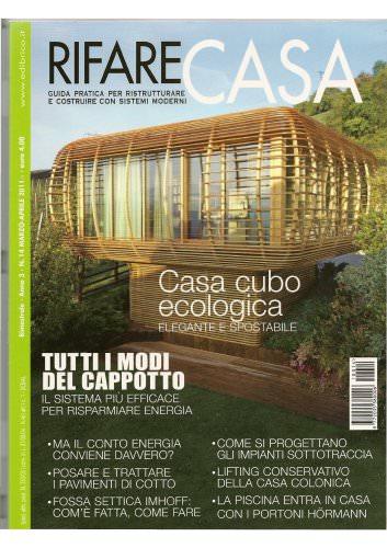 PLANO radiatori Dual-Therm. Articolo RIFARE CASA 03/2011
