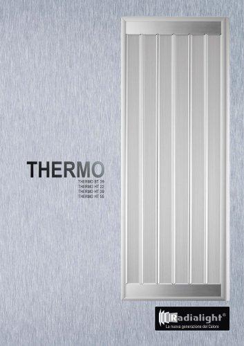 THERMO: pannello radiante per installazione a soffitto