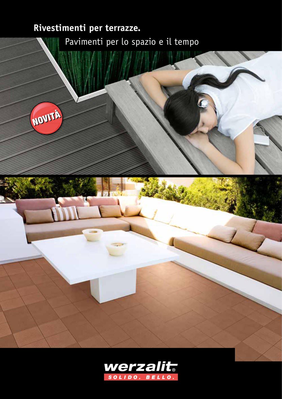 Rivestimenti per terrazze - WERZALIT - Catalogo PDF | Documentazione ...