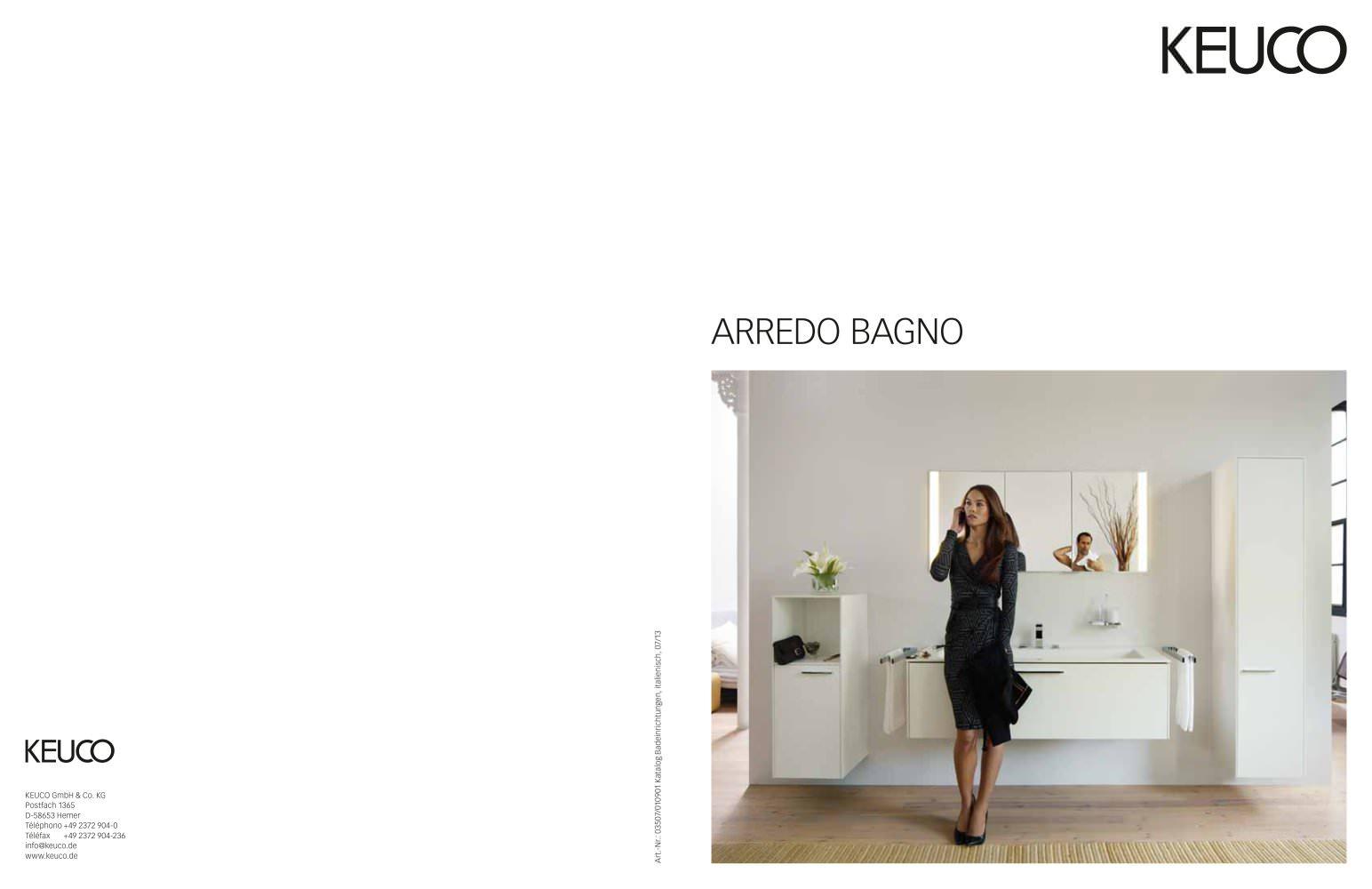 keuco arredo bagno - keuco - catalogo pdf | documentazione | brochure - Brand Arredo Bagno