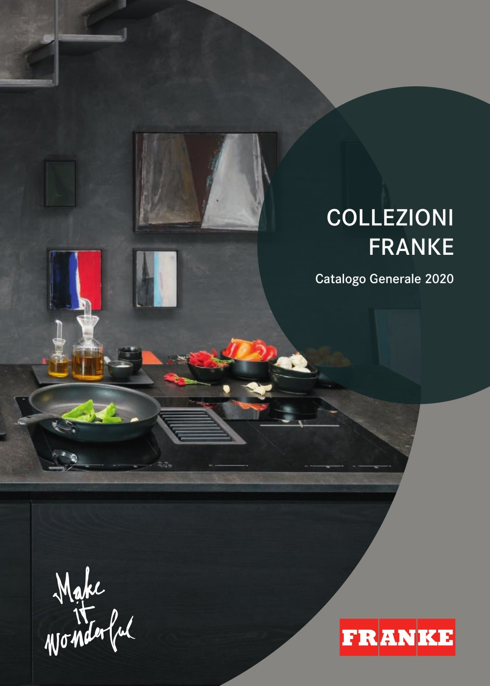 Catalogo Generale 2016 - FRANKE - Catalogo PDF | Documentazione ...