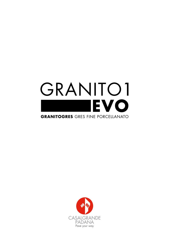 Granitogres Granito 1 Evo Casalgrande Padana Catalogo Pdf