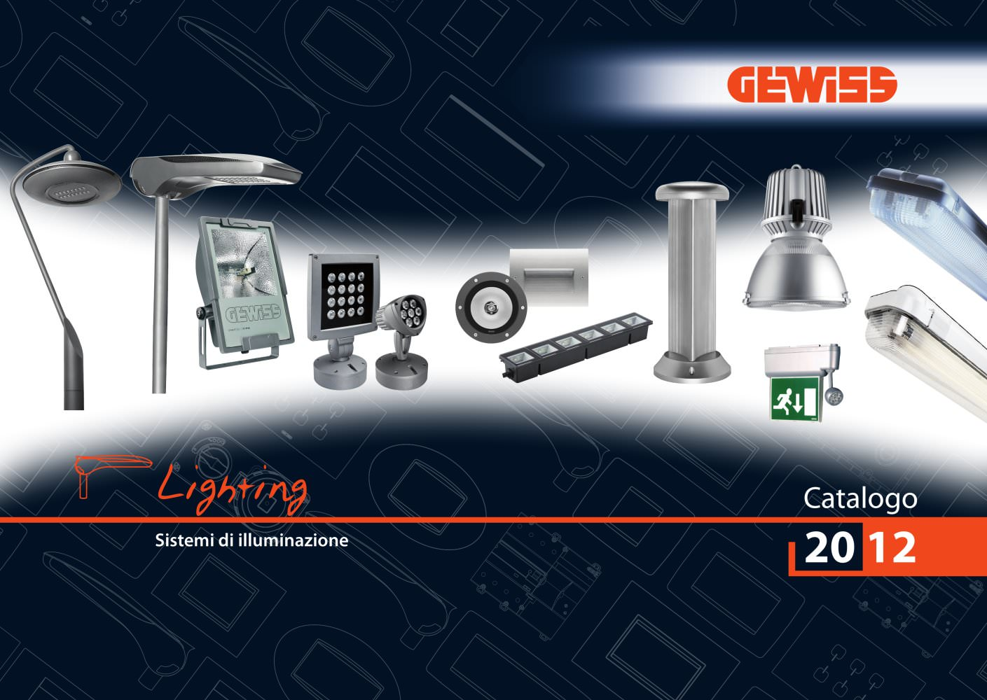 Plafoniere Da Esterno Gewiss : Lighting gewiss catalogo pdf documentazione brochure