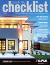 2013 Essential Checklist, The essential guide to creating your home electrical plan