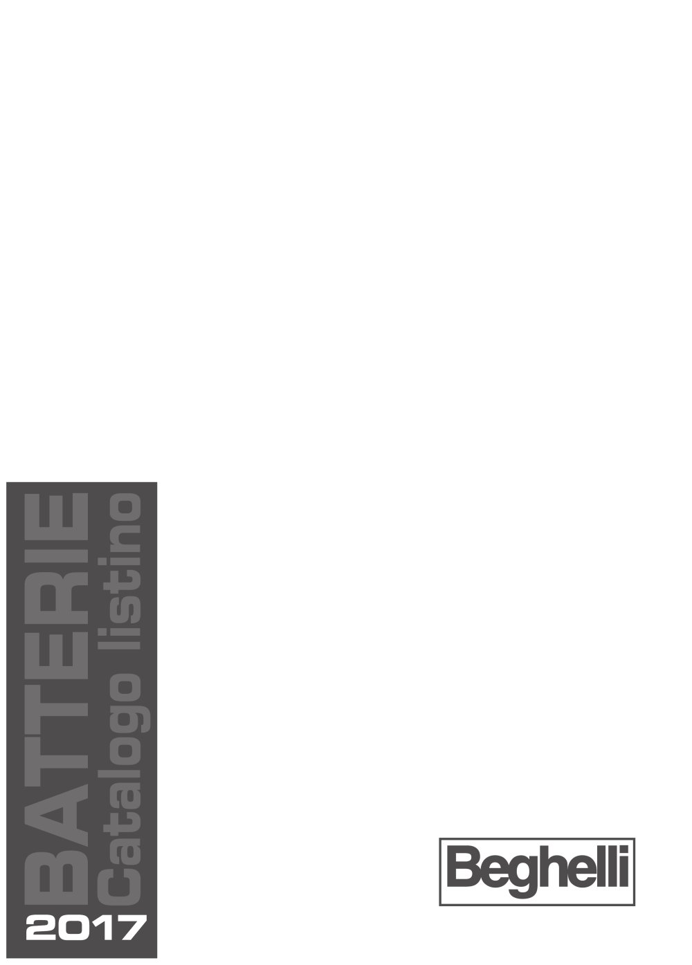 Catalogo Beghelli Lampade Di Emergenza.Batterie Beghelli Catalogo Pdf Documentazione Brochure
