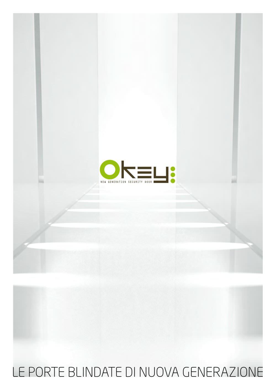 Le Porte Blindate Di Nuova Generazione Okey Catalogo Pdf