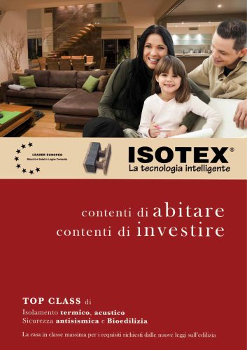ISOTEX - La tecnologia intelligente