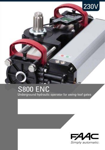 S800 ENC