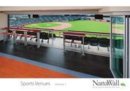 NanWall sport Venues