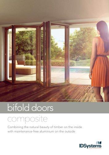 bifold door composite
