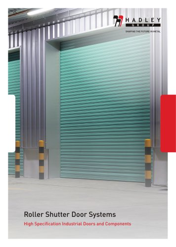 Hadley-Group-Industrial-Doors-Brochure