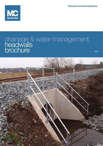 drainage & water management