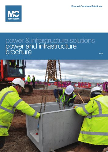 Power and infrastructure