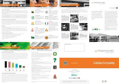 Brochure Caldaie Compatte