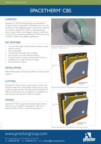 Spacetherm CBS