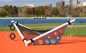 Attrezzature sportive e per parchi giochi