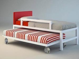 Letto con letto estraibile - Tutti i produttori del design e ...