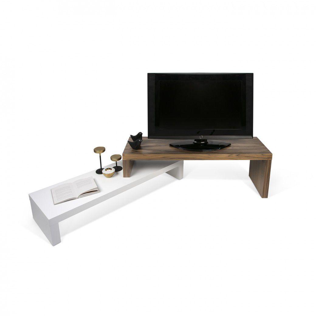Angolo Tv Moderno mobile porta tv moderno - cliff 120 - temahome - in legno