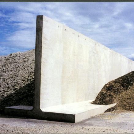 Muro Di Contenimento In Cemento Armato Concast Modulare Prefabbricato Per Costruzione Di Ponti
