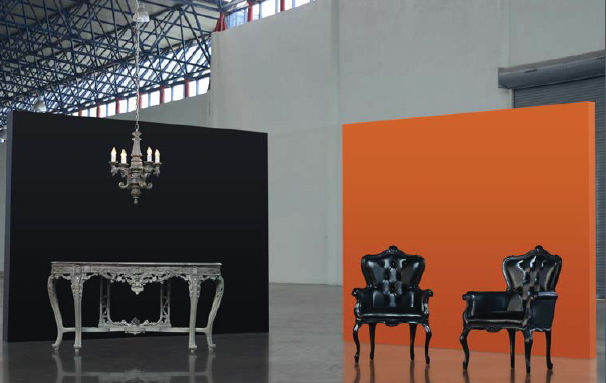 Poltrone In Plastica Stile Barocco.Poltrona Design Nuovo Barocco In Plastica Da Giardino 770 P