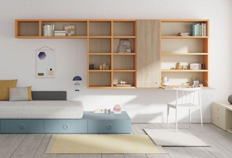 Mensola / moderno / in legno / per camera da letto - ORLEANS ...
