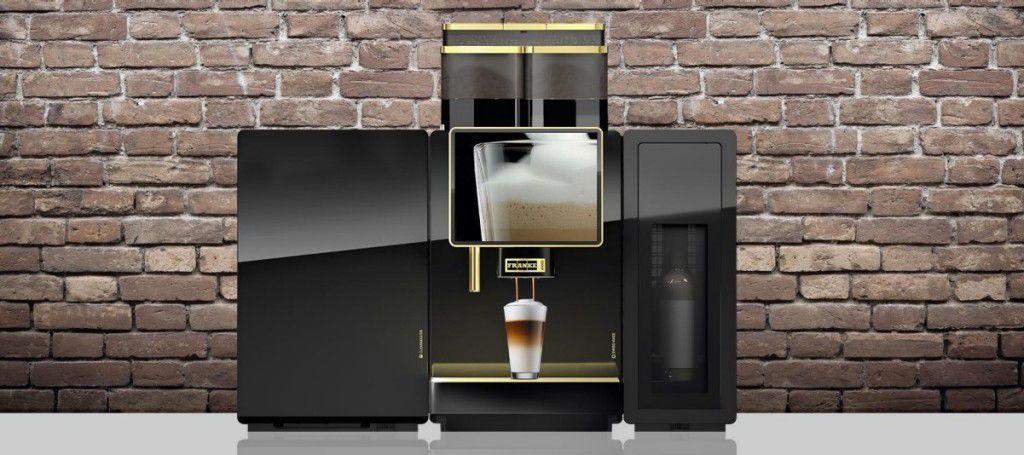Macchina da caffè espresso - A1000 - Franke Coffee Systems - combinata / professionale / per ufficio