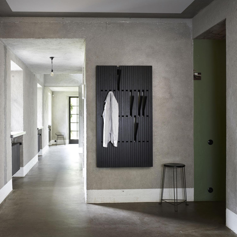 PIANO by Patrick Séha - Appendiabiti a muro / moderno / in quercia / in  faggio by Per/Use   ArchiExpo