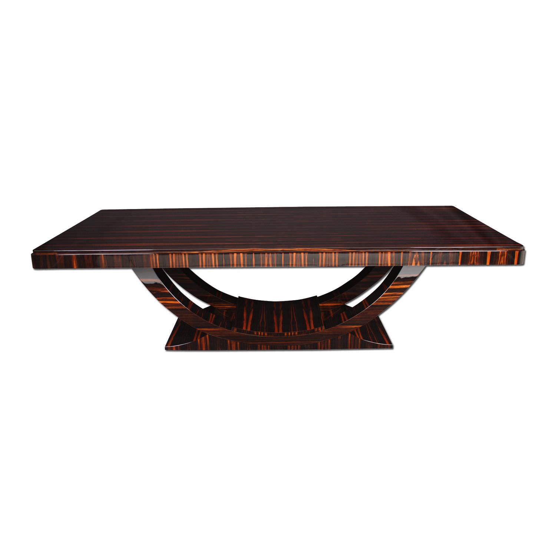 Tavolo Pranzo Art Deco tavolo da conferenza art deco - t020 - cygal art deco gmbh