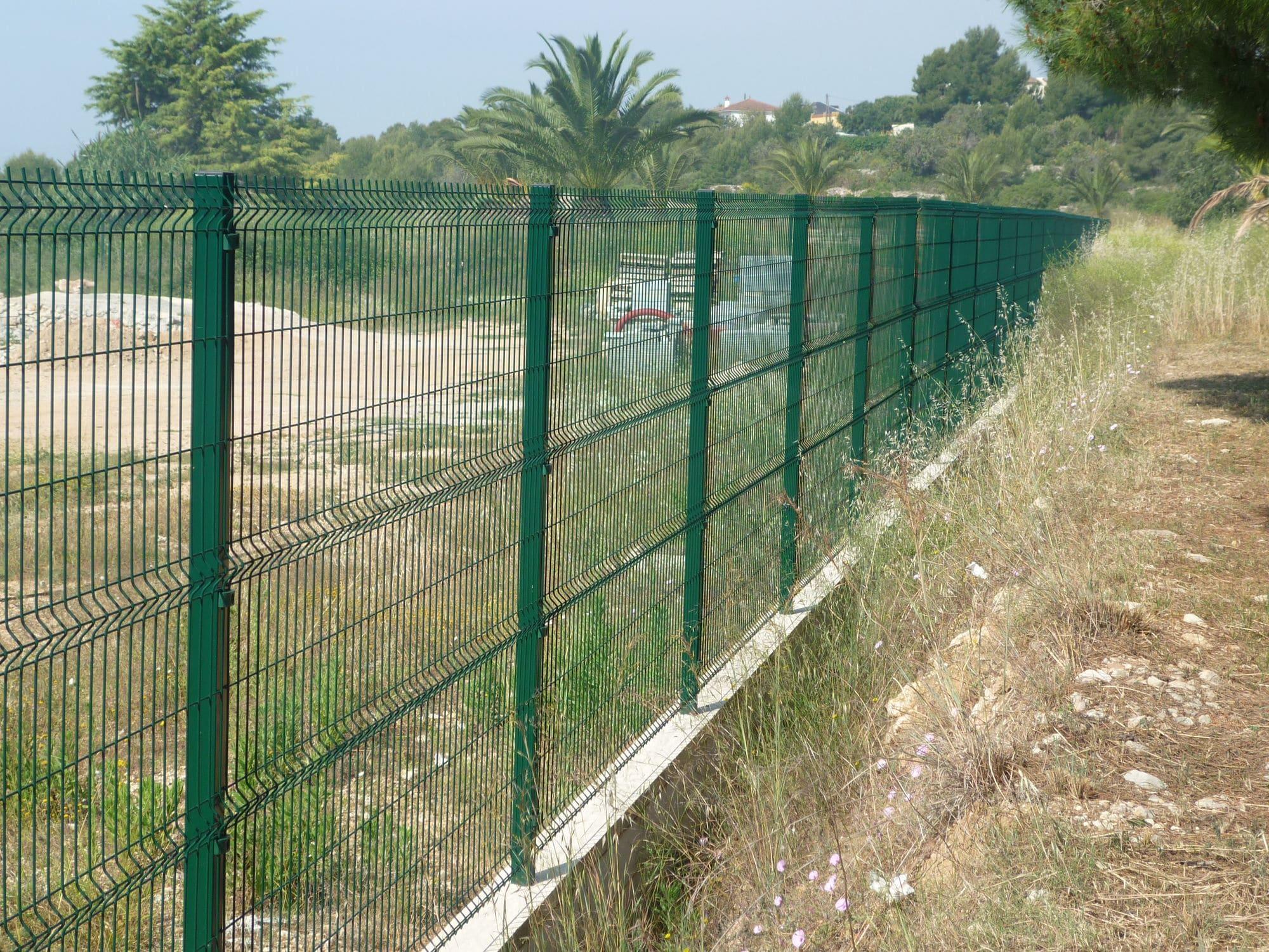 Recinzione Reti Per Giardino.Recinzione Da Giardino Panneau A Plis Indusmetal Torres Per