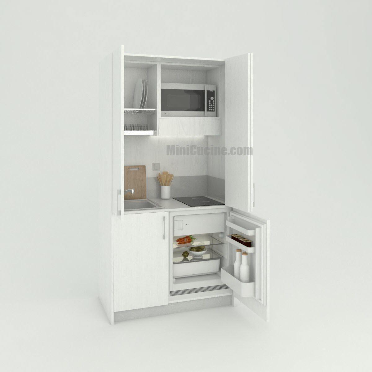 Mini Cucine A Scomparsa mini cucina a scomparsa - minicompact : 109 - minicucine