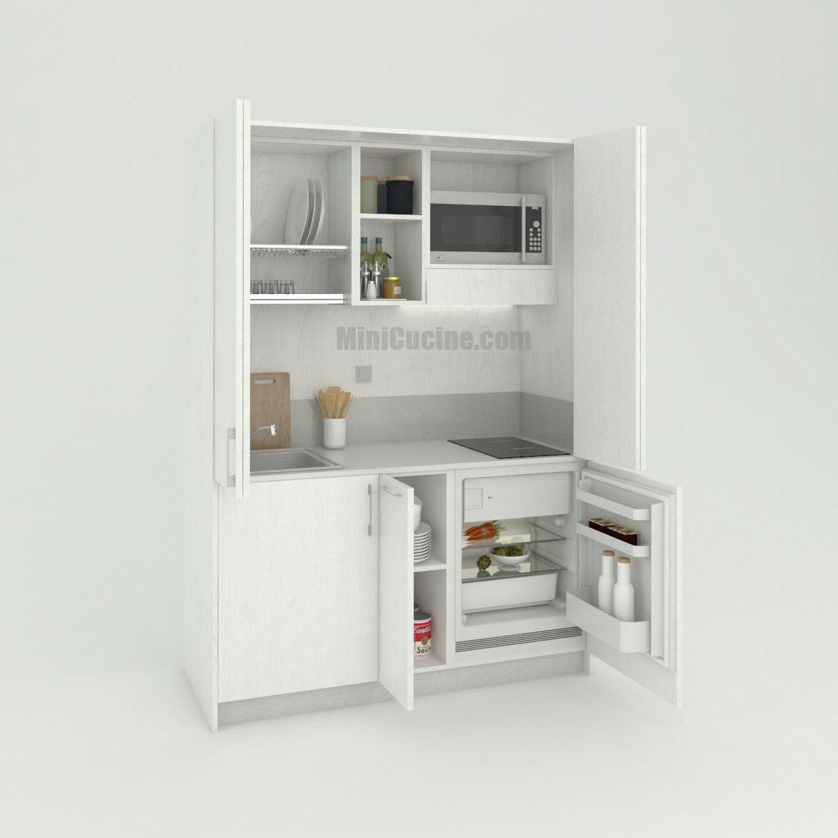Mini Cucine A Scomparsa mini cucina a scomparsa - minicompact : 154 - minicucine