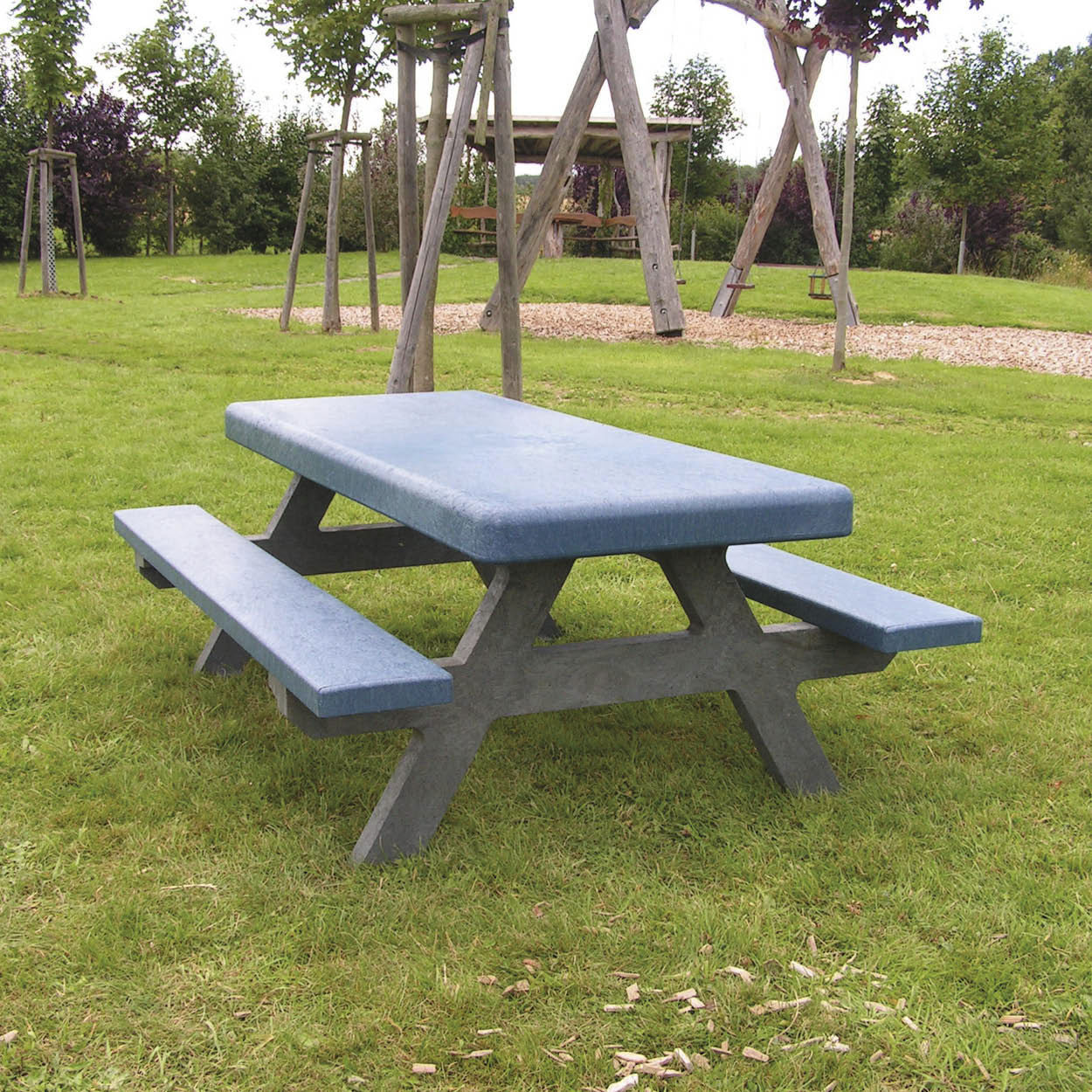 Tavolo da picnic classico - FORIO - HAHN Kunststoffe GmbH ...