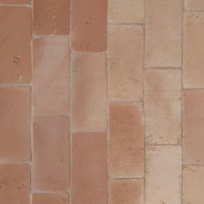 Piastrelle Arancioni Per Bagno piastrella da bagno - n006 terra classic - new terracotta