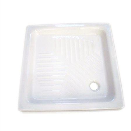 Piatto Doccia In Plastica.Piatto Doccia Quadrato In Plastica H9 Ki Ko