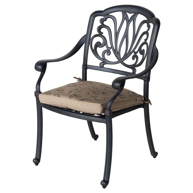 Sedie In Ghisa Da Giardino Prezzi.Sedia Da Giardino Moderna Amalfi Hartman Outdoor Products Bv