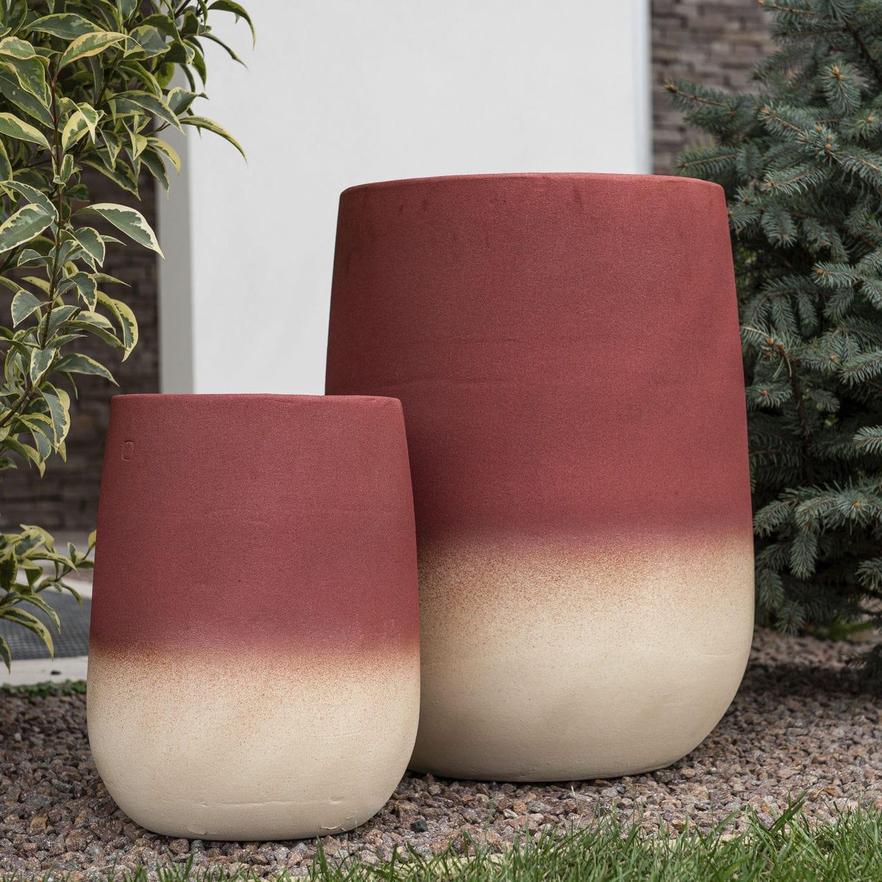 Vasi In Terracotta Per Giardino vaso da giardino in terracotta - pot à porter