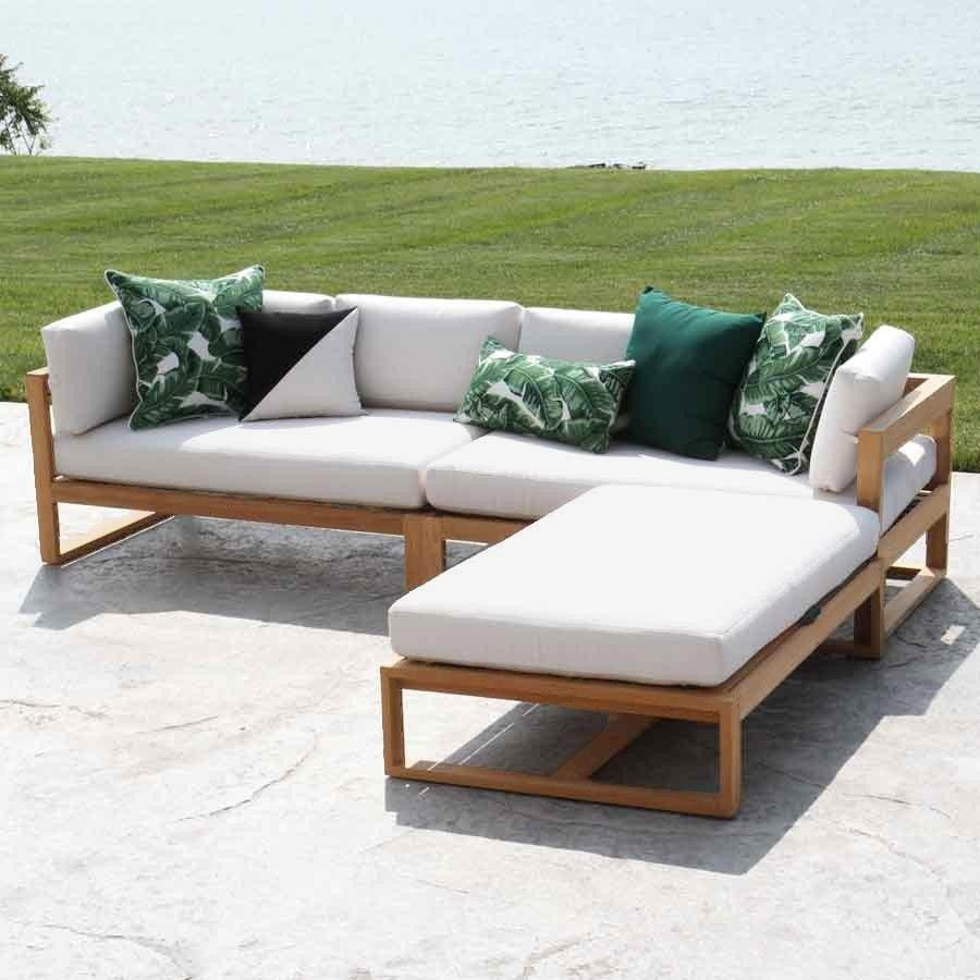 Cuscini Idrorepellenti Per Esterno cuscino per divano - pillow : 21-pal - country casual teak