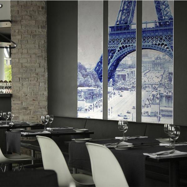 Pannello Decorativo Di Rivestimento In Pvc Per Cucina Da Parete Eiffel Tower Grosfillex