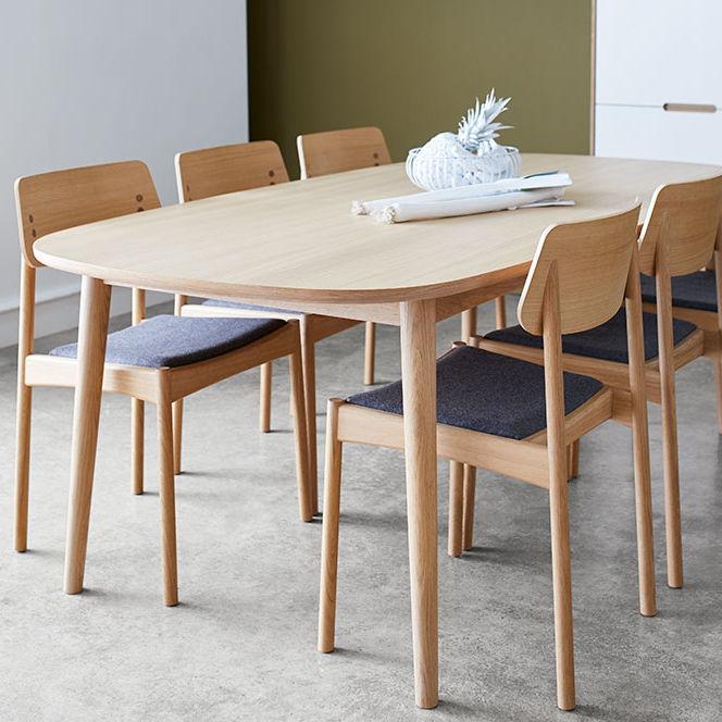 Sedia da pranzo moderna - ACE - PBJ Design House ...