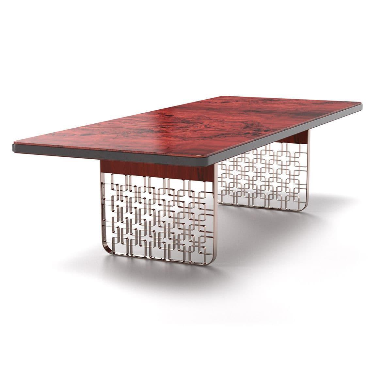 Tavolo Pranzo Art Deco tavolo da pranzo art deco - fifth avenue - thomas mucha - in
