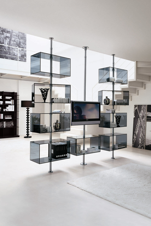 Porta Tv Girevole Porada.Supporto Per Tv Da Terra Moderno Girevole Pavimento