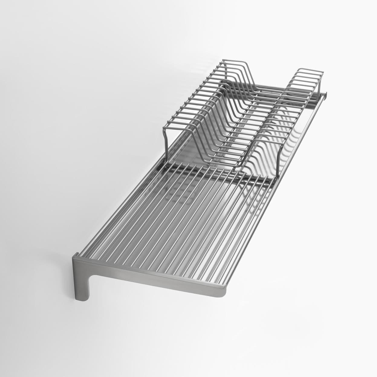 Mensola / moderno / in acciaio inossidabile / per cucina ...